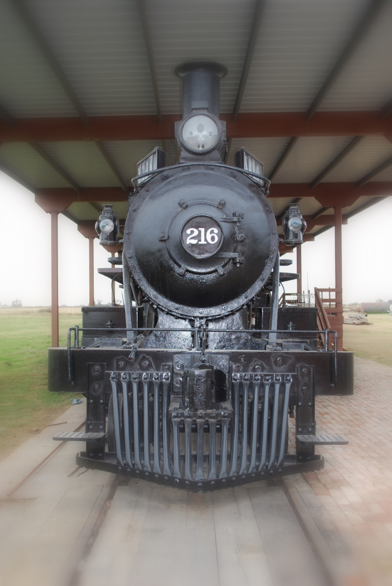 1887 Union Pacific #737 Engine